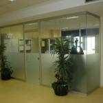 División de oficinas 2