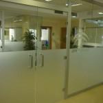 División de oficinas 3