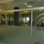 División de oficinas 4