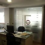 División de oficinas 7